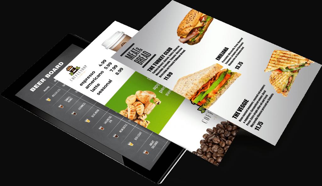 Important Benefits of Using Digital Restaurant Menu Board Signs
